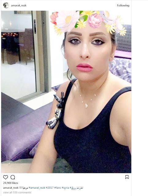 امارات رزق سناب شات (Amarat Rezk Snapchat)