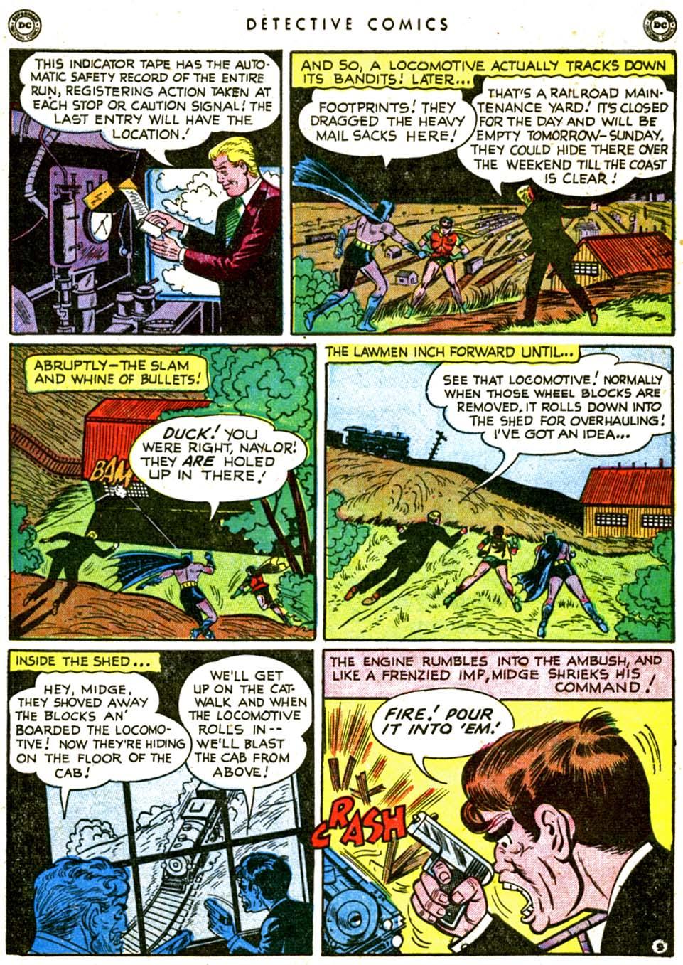 Read online Detective Comics (1937) comic -  Issue #162 - 11