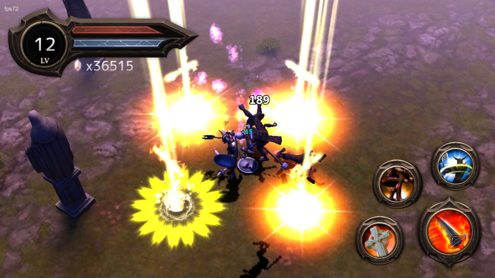 Blood Arena MOD APK terbaru
