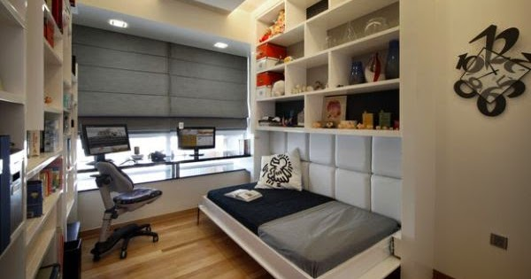26 Simple Minimalist Narrow Bedroom Designs