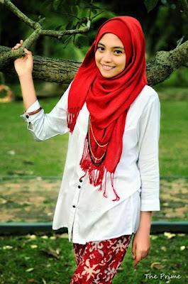 Tips Memadukan Busana dan Model Hijab