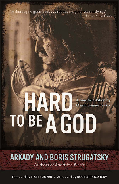 Hard to Be a God book review