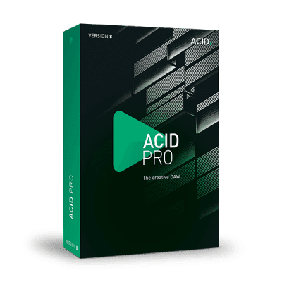 Download MAGIX - ACID Pro 8 v8.0.7 Full version