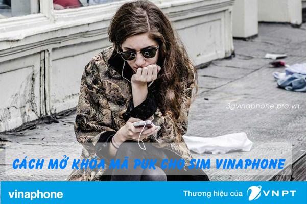 Tìm hiểu mã Puk sim Vinaphone là gì