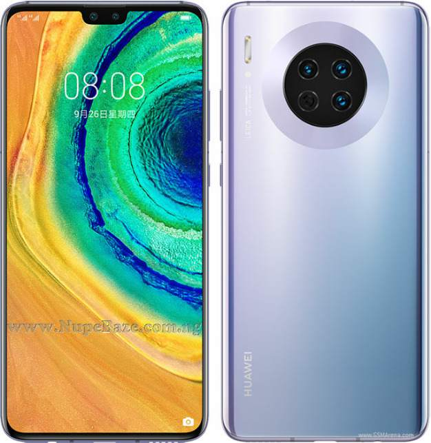 Huawei Mate30 Features, Specifications & Price In Nigeria