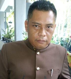Kepala Bagian Pemerintahan pemkot Surabaya Eddy Christianto