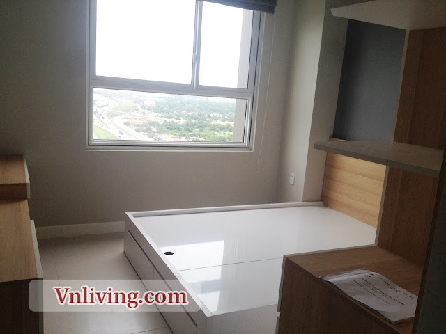 Lexington Residence apartment for rent 2 bedrooms 82 sqm modern furniture