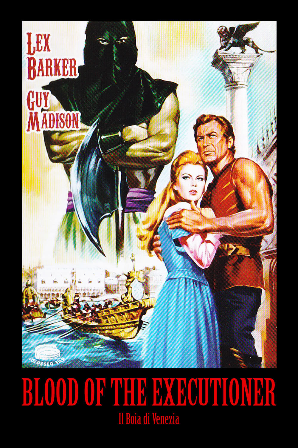 Blood of the Executioner (1963) ταινιες online seires oipeirates greek subs