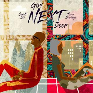 Sauti Sol - Girl Next Door (feat. Tiwa Savage)
