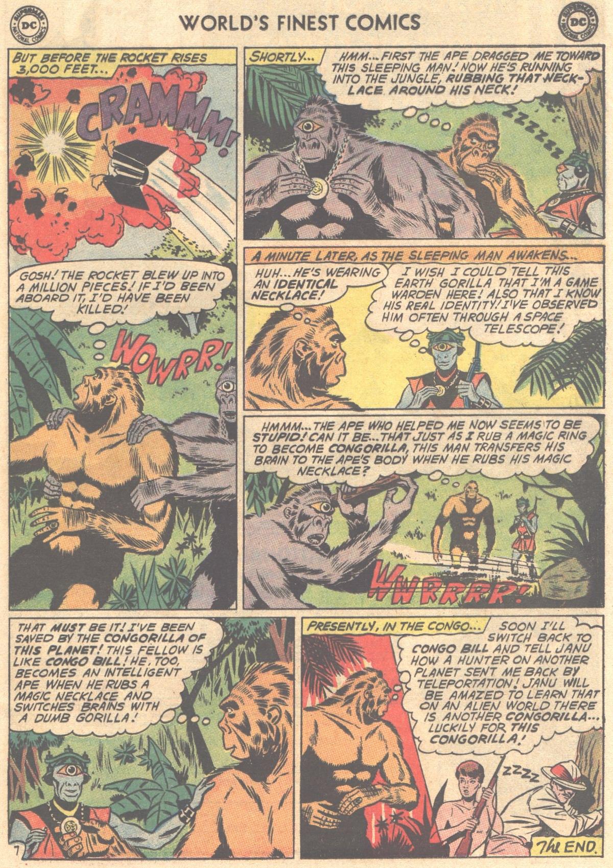 Read online World's Finest Comics comic -  Issue #149 - 33