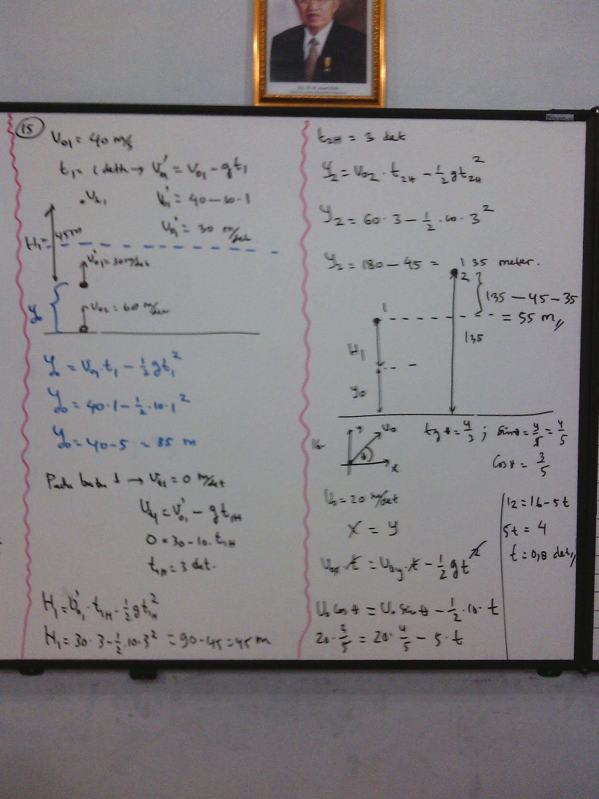Fisika Siswa Kinematika Gerak