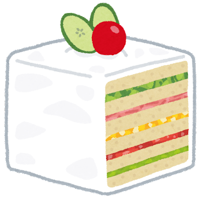 ケーキイッチのイラスト