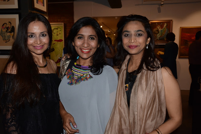 Shalu Jindal, Parvati Reddy and Payal Kapoor