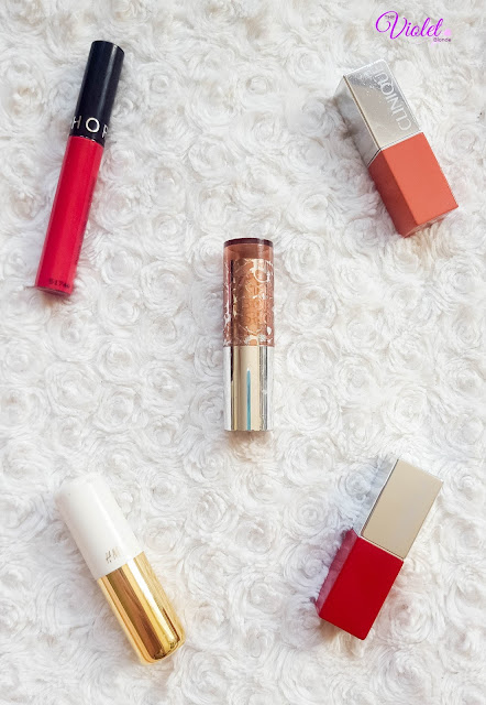best 5 lipsticks spring