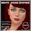 [Black Tulip] Anim - BENTO Default Facial Expressions