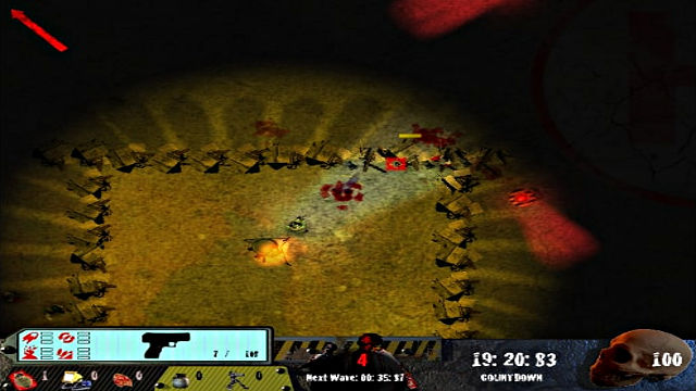 Zombies in the Shadow 2 - Image du Jeu