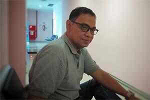 Sopyan Dado pemeran Pak Sofyan TOP