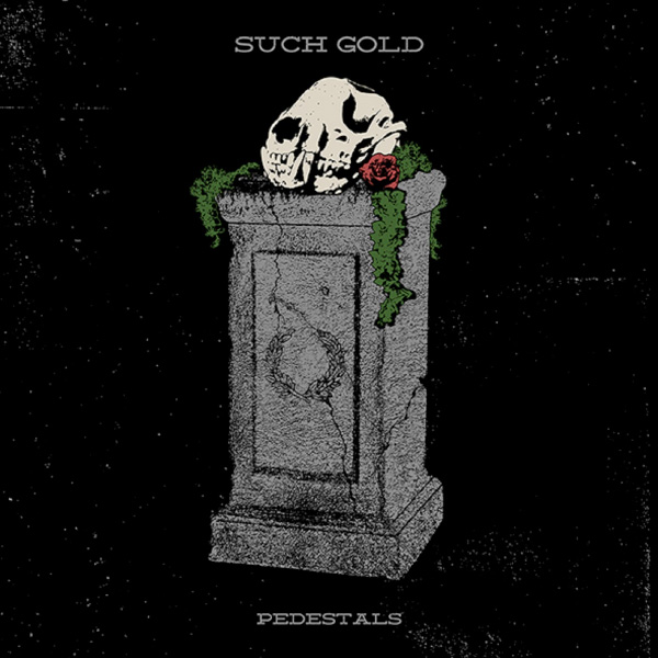 """Such Gold stream re-release """"Pedestals"""", release lyric video for """"Gut Rot"""""""