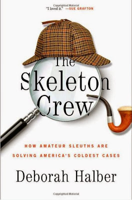 """The Skeleton Crew"" by Deborah Halber - front cover"