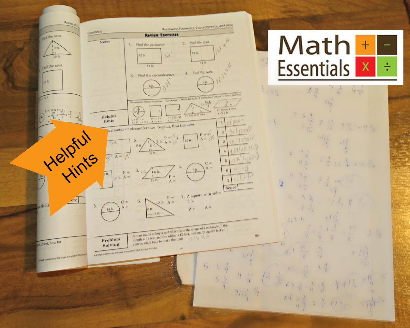 Embracing a Healthy Family: Math Essentials\' Math Refresher for ...