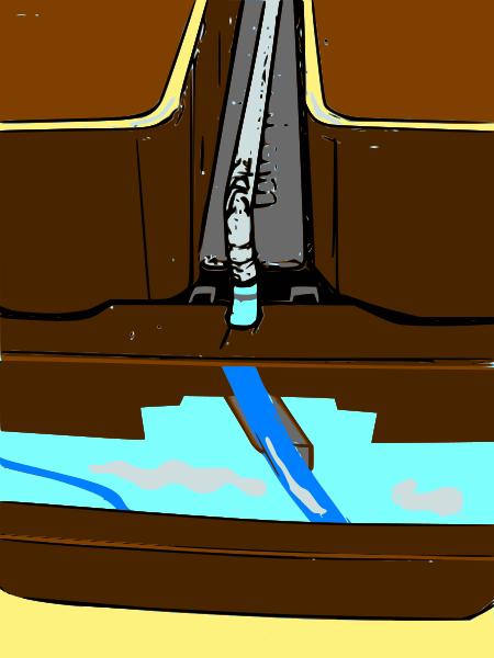 pompa-in-vasca