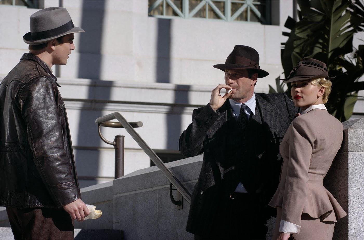 Black Dahlia Film