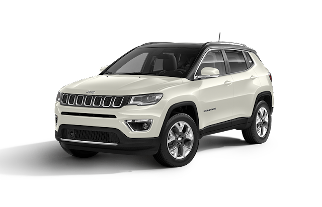 Jeep Compass (2019) - Couleurs / Colors