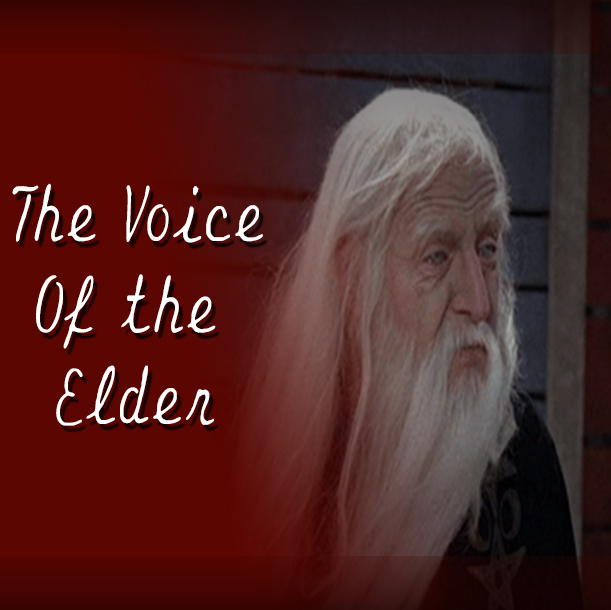 [Quotes] The Voice Of the Elder