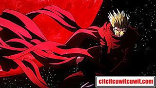 trigun anime terbaik sepanjang masa nomor 18