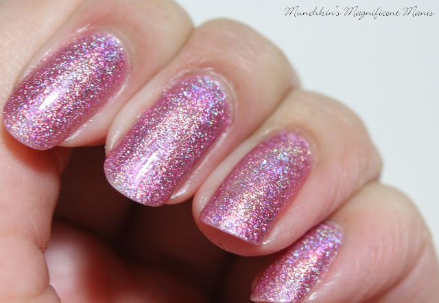 Ghetto Galactic, Nails inc. Holler- Graphic duo