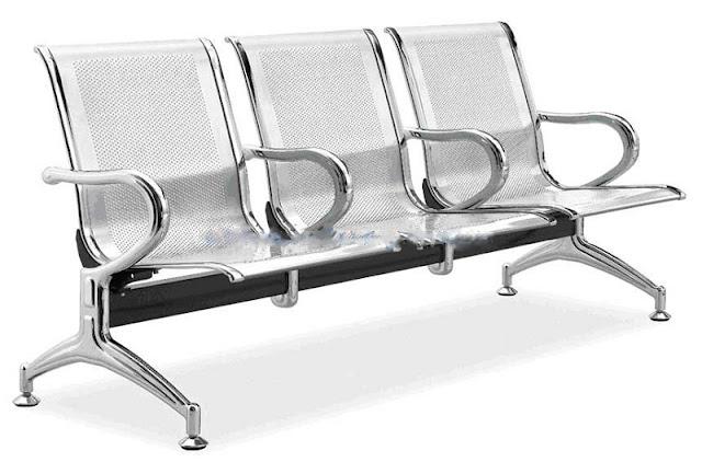 Mẫu ghế băng chờ nhập khẩu hiện đại, chất lượng cao