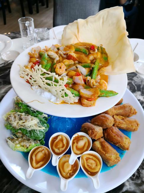 citarasa cina halal  restoran chinese muslim abdullah Resepi Ikan Goreng Sos Lemon Enak dan Mudah