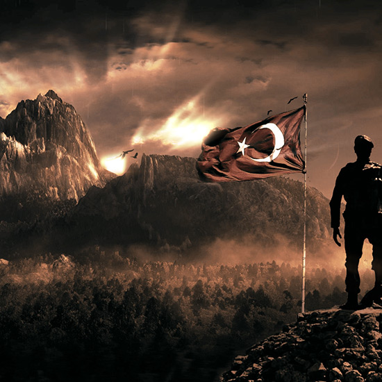 Türk Askeri (Animated) HD Wallpaper Engine