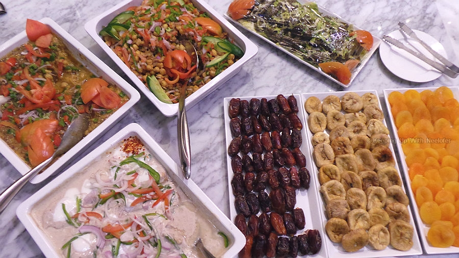 Restaurants For Iftar In Toronto Prayer Room