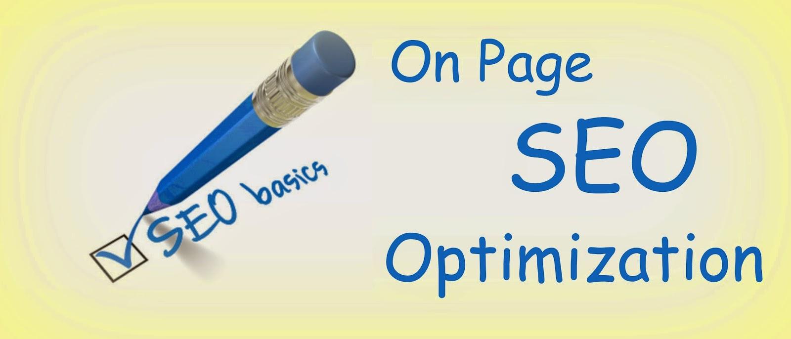 Pembelajaran Dasar SEO On Page