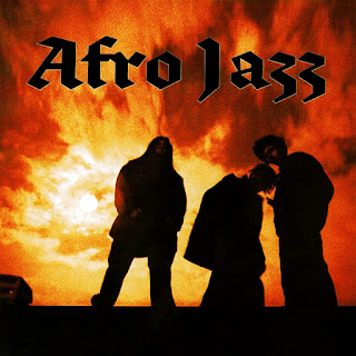 Afro Jazz - Perle Noire (Maxi Single) (1996) (Francia)
