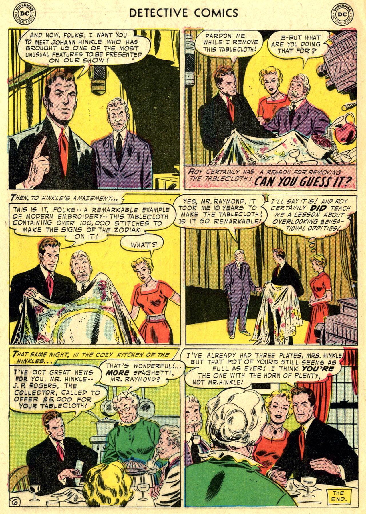 Read online Detective Comics (1937) comic -  Issue #236 - 32