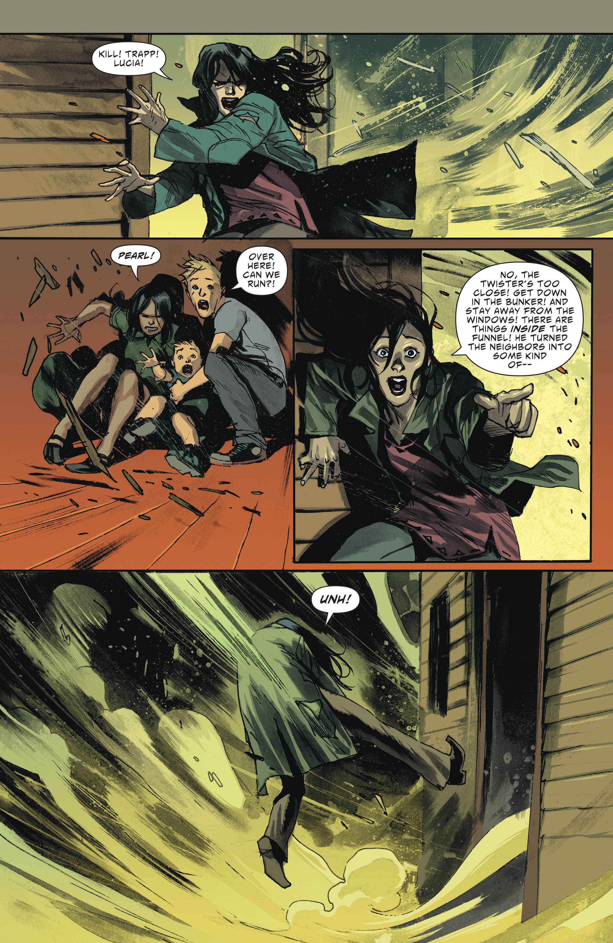 Read online American Vampire: Second Cycle comic -  Issue #4 - 5