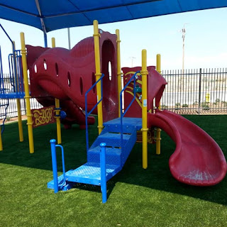 Greatmats artificial playground turf