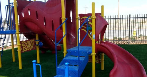 Choosing Artificial Playground Turf