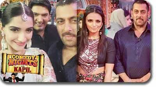 Comedy Nights With Kapil 1st November (2015) Download Episode 182