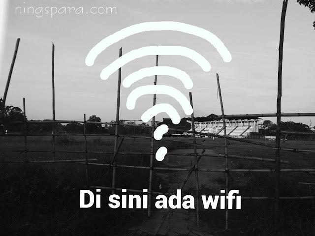 Cerpen: Ibu, Wifi dan Surga
