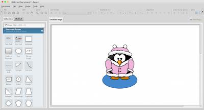 Membuat Prototype Design Aplikasi di Linux Dengan Pencil