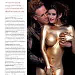 Lola Ortiz Posando Desnuda Para La Revista Primera Línea - +Fotos Foto 4