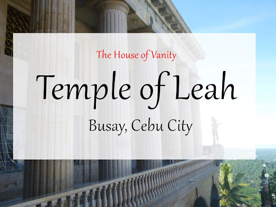 Temple of Leah is the house of vanity