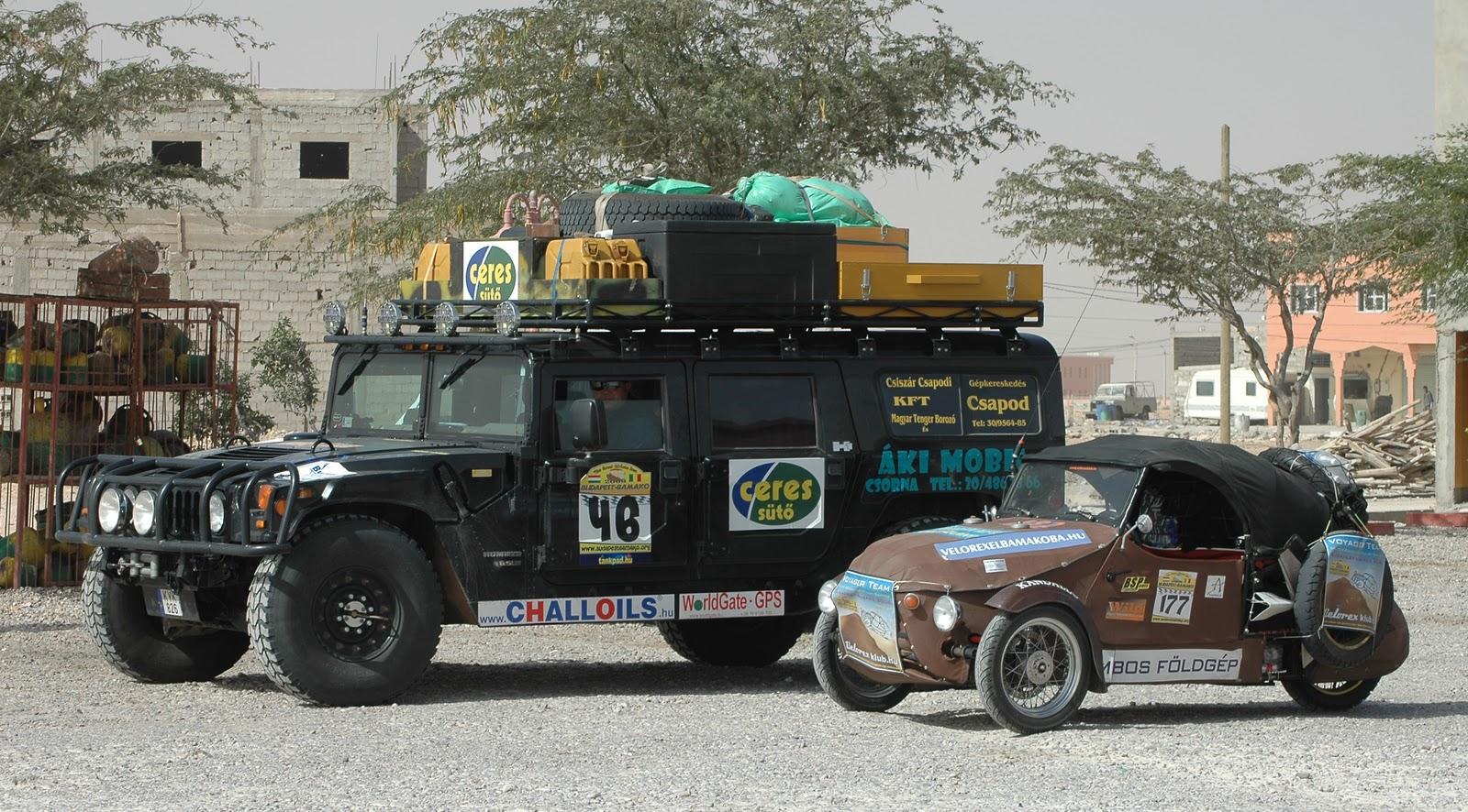 budapest bamako térkép Mocisblog   a motoros blog: 37. Budapest Bamako rally 2012 budapest bamako térkép