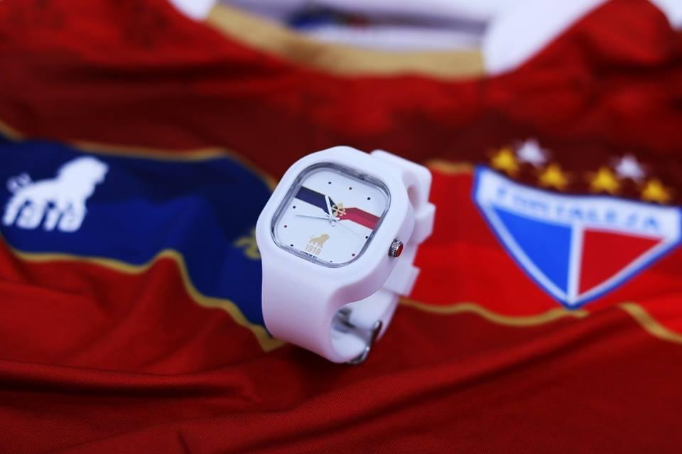56da5c7c971 Que tal esses relógios licenciados do Fortaleza  Em parceria com a empresa  Moov