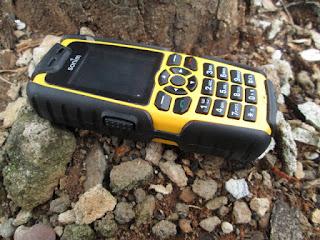 Hape Outdoor Waterproof Sonim XP3 Quest Pro IP67 Mil Spec Certified GPS Phonebook 1000