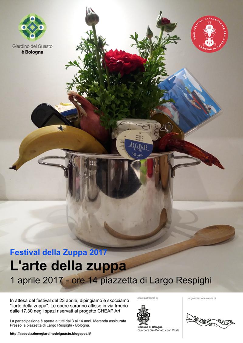 Festival della zuppa 2017 a bologna 1 aprile www for Eventi milano aprile 2017