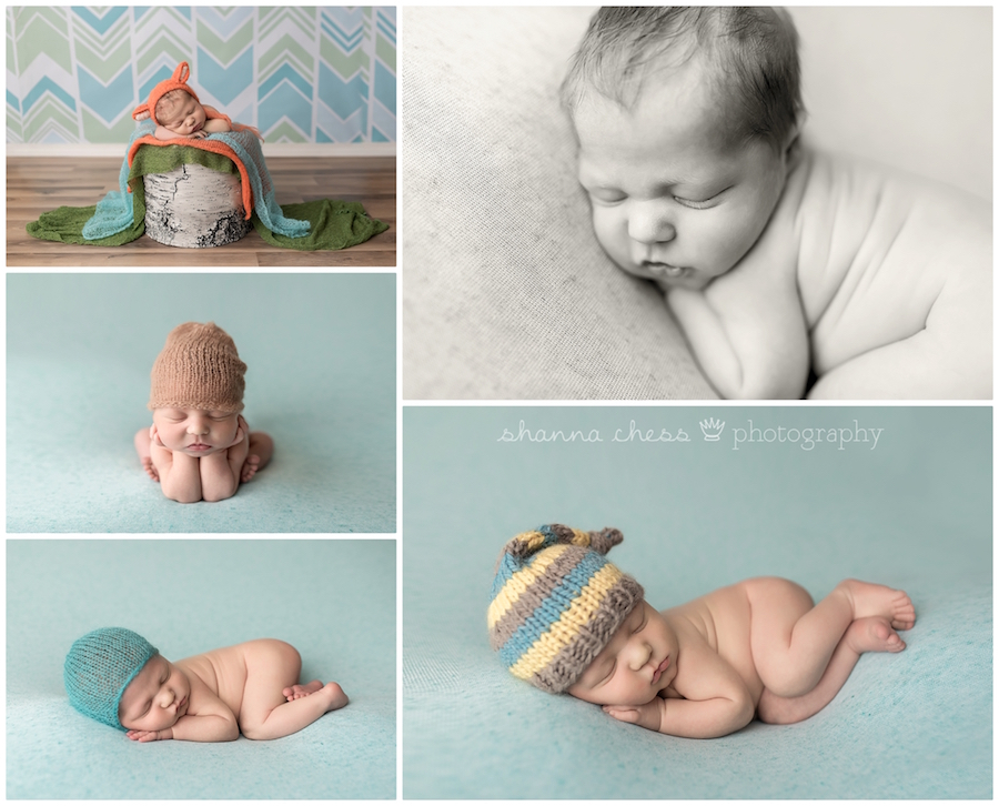 eugene oregon newborn photography